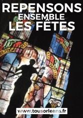 Flyer sur les fêtes de Jeanne d'Arc